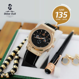 Perla Casual Watch For Men Analog Leather watch
