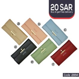 FOREVER YOUNG Women's Long Luxury Wallet