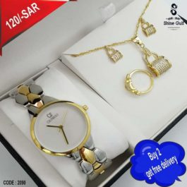 Calvnbolo women's sets for beautiful chain and ring (buy 2get free delivery)