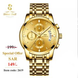 Mens Watches Top Brand Luxury OLMECA Clock Relogio Masculino 3ATM Waterproof Watches