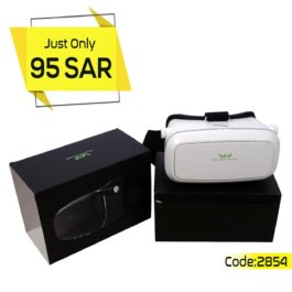 3D VR Box 2.0 Virtual Reality Glasses with Bluetooth Wireless Remote Controller