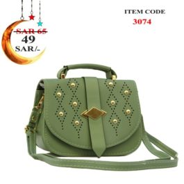 Stylish Sling Bag with Adjustable Strap for Ladies and Girls