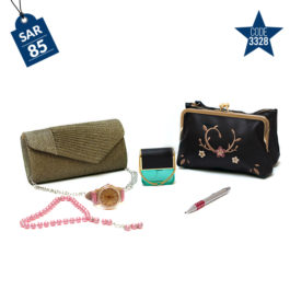 Luxury Cross Body Bag and Wallet with Combo Set