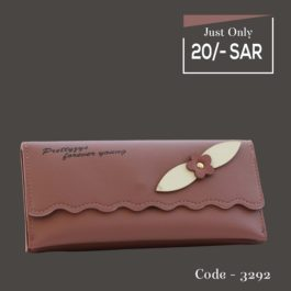 Forever Young Trendy Women's Long Luxury Wallet