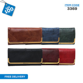 Glory Fashion Trend New Wallets for Ladies and Girls