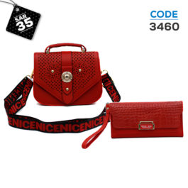 Stylish Shoulder Bag with Dashing Wallet combo Collections
