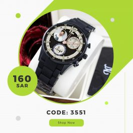 Brand New Personalized Watch for Men's