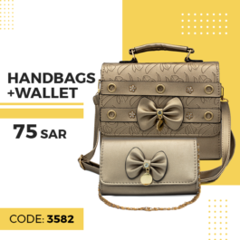 Fashionable Hand Bags wit...
