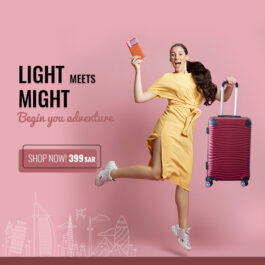 Brand New Luxurious Polycarbonate Luggage and Hand Bags