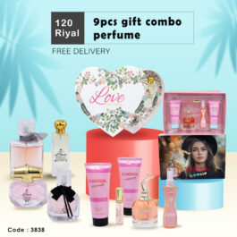 Beauty Spa and Personal Care Set with Branded Perfumes Combo