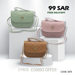 Trendy PU Fashion Sling Bag Ladies TOTE Bags Collection
