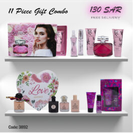 Exclusive Deals of 11Pcs Beauty Kit with Personal Care Combo