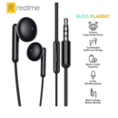 Realme Buds Classic Earphone 3.5mm In-Ear Wired Music Earbuds Built-in Microphone Noise Cancelling Headphone